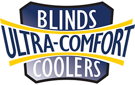 Ultra Comfort Blinds & Coolers